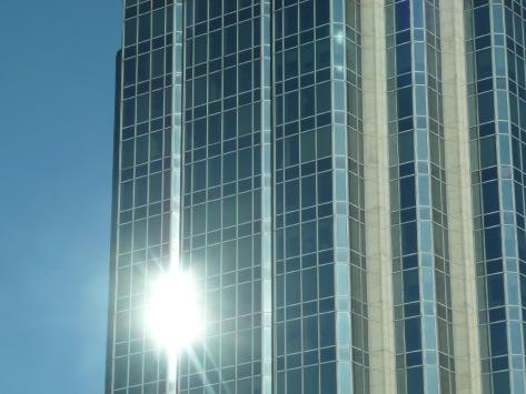 Sonnenreflex
